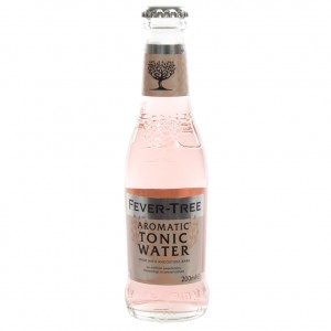 Fever Tree  Aromatic  20 cl   Fles