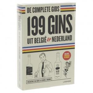 Gins uit België en Nederland