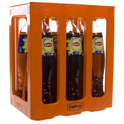 Lipton  Regular  1 liter  Bak  6 fl