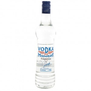 Vodka Molotoff  70 cl   Fles