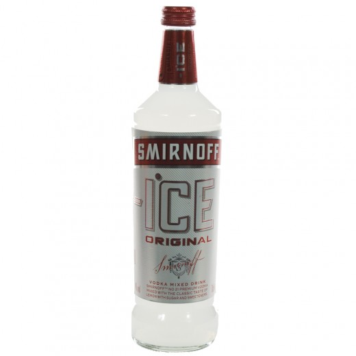 Smirnoff ICE NR 71  4%  70 cl   Fles