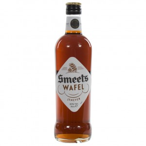 Smeets jenever  20°  Wafel  70 cl