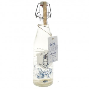 Save the queen gin Antwerp  50 cl