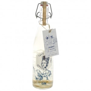 Save the queen gin Ghent  50 cl