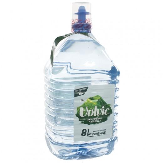 Volvic PET  8 liter