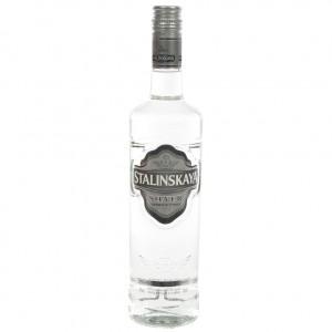 Stalinskaya Wodka Silver  70 cl