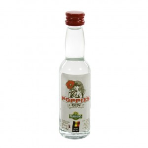 Poppies Gin 40°  4 cl