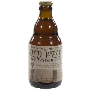 Alvinne Wild West Grape Edition  33 cl   Fles