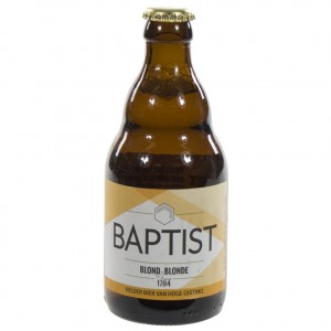 Baptist  Blond  33 cl   Fles