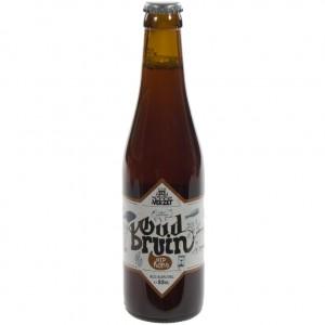 Oud Bruin Verzet  Bruin  33 cl   Fles