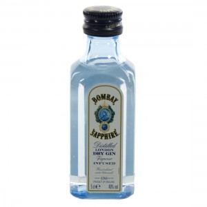 Bombay Sapphire Gin PET  5 cl
