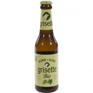 Grisette  Blond  25 cl   Fles