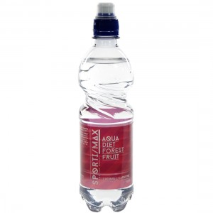 Sportimax Aqua Diet Forest fruit  50 cl   Fles