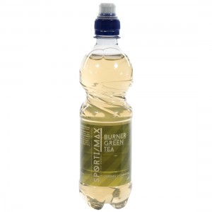 Sportimax Burner Green Tea  50 cl   Fles