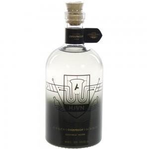 Havn Overproof white Rum  70 cl
