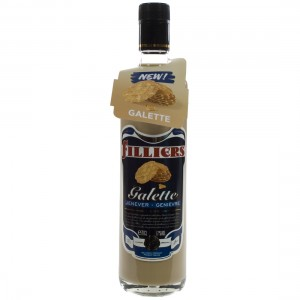 Filliers Cream Jenever  17%  Galette  70 cl