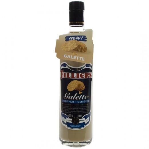 Filliers Cream Jenever  17%  Galette  70 cl