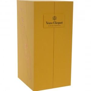 Veuve Clicquot Luxe Koffer  75 cl  1fles + 2glazen