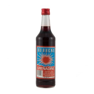 Grenadine Rubbens  70 cl