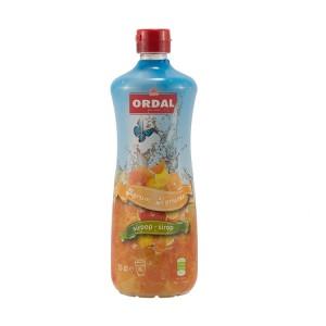 Ordal Siroop  Agrum  70 cl