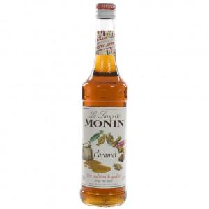 Monin siroop  Caramel  70 cl   Fles