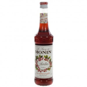 Monin siroop  Cranberry  70 cl   Fles