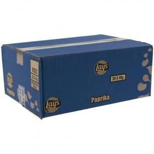 Lays Chips  Paprika  Doos 20st  40 g