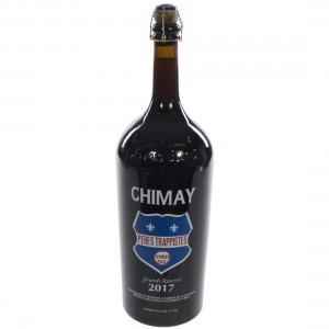 Chimay grande reserve  Bruin  1,5 liter   Fles