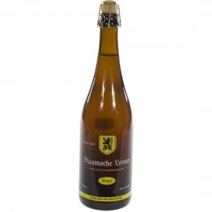 Vlaamsche Leeuw  Tripel  75 cl   Fles