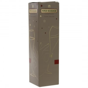Piper Heidsieck giftbox  Demi-sec  75 cl   Fles