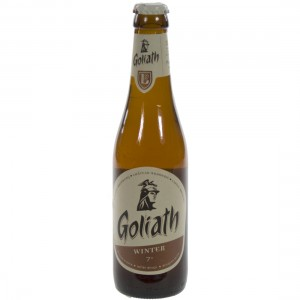 Goliath Winter  33 cl   Fles
