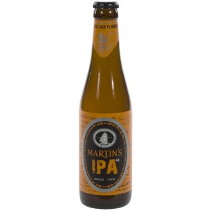 Martin's IPA  Amber  33 cl   Fles
