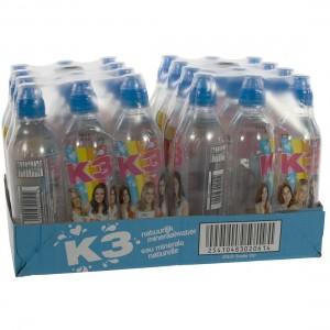 K3 Water PET  33 cl  Pak 24 st