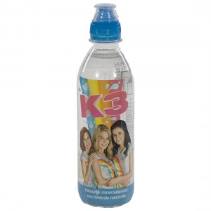K3 Water PET  33 cl   Fles
