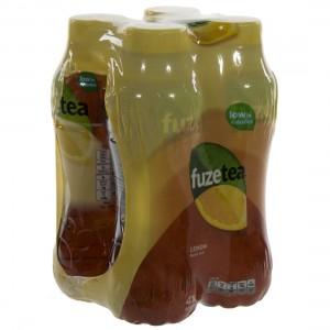 Fuze Tea PET  Lemon  40 cl  Pak  4 st