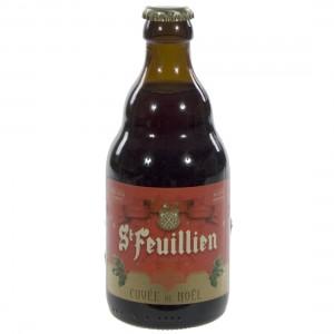 St Feuillien Noel  33 cl   Fles