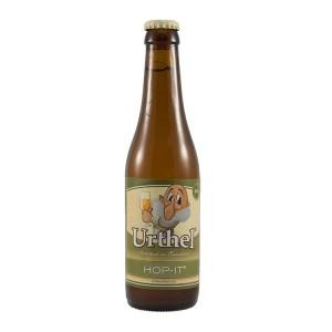 Urthel Hop-It  9.5%  Blond  33 cl   Fles