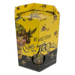Cuvee des trolls geschenkverpakking  25 cl  6fles+ 1glas