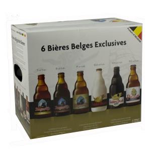 Excl. Belg. Bieren Augustijn  33 cl  6 Flessen