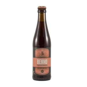 Engelszell Benno Trappist  Amber  33 cl   Fles