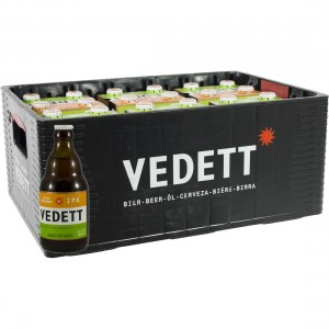 Vedett IPA  Goud/Blond  33 cl  Bak 24 st