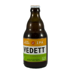 Vedett IPA  Goud/Blond  33 cl   Fles