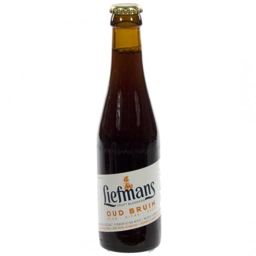 Liefmans Oud bruin  Bruin  25 cl   Fles