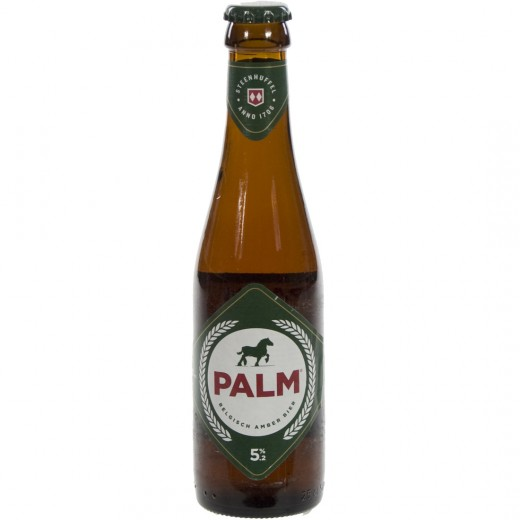 Palm speciale  Amber  25 cl   Fles