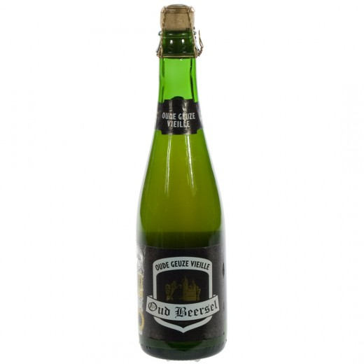 Oud beersel gueze vieille  37,5 cl   Fles