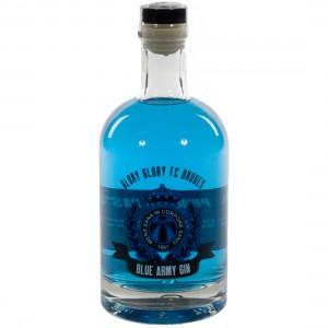 Brugge blauw Gin 38%  70 cl