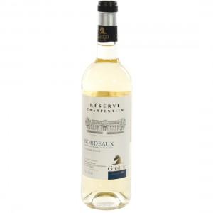 Gaston Bordeaux blanc moelleux Charpentier  Wit Moelleux  75 cl   Fles