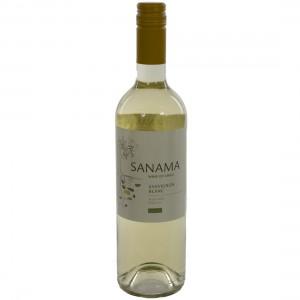Los Boldos Sanama Sauvignon Blanc 2013  Wit  75 cl  Doos  6 st