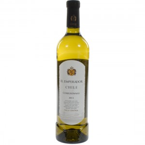 El emperador Chardonnay  Wit  75 cl  Doos  6 st