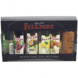 Jenever Collectie 6X4cl kistje